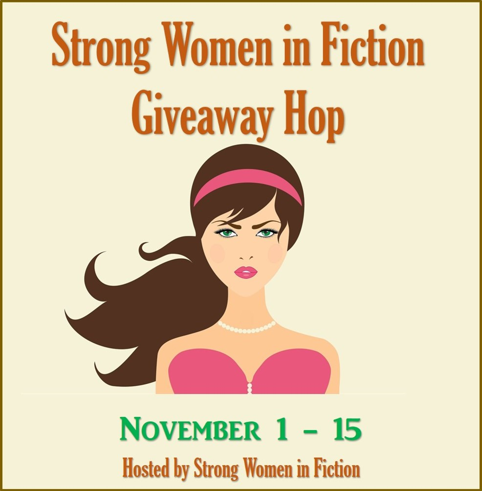 Strong Women Giveaway Hop Banner