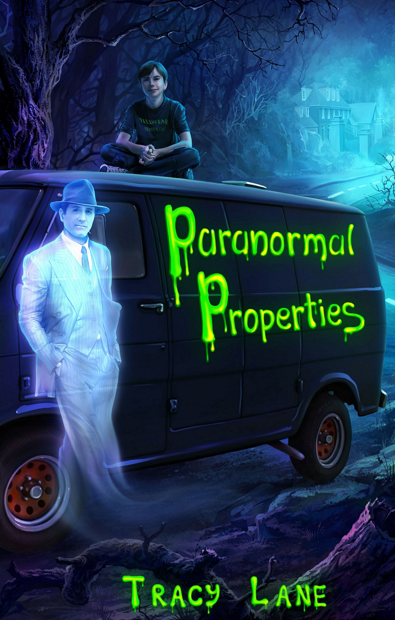 lane paranormalcover